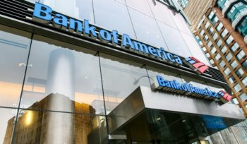 Bank of America Holds Official Rights to store Clients' Crypto Holdings in Enterprise Accounts
